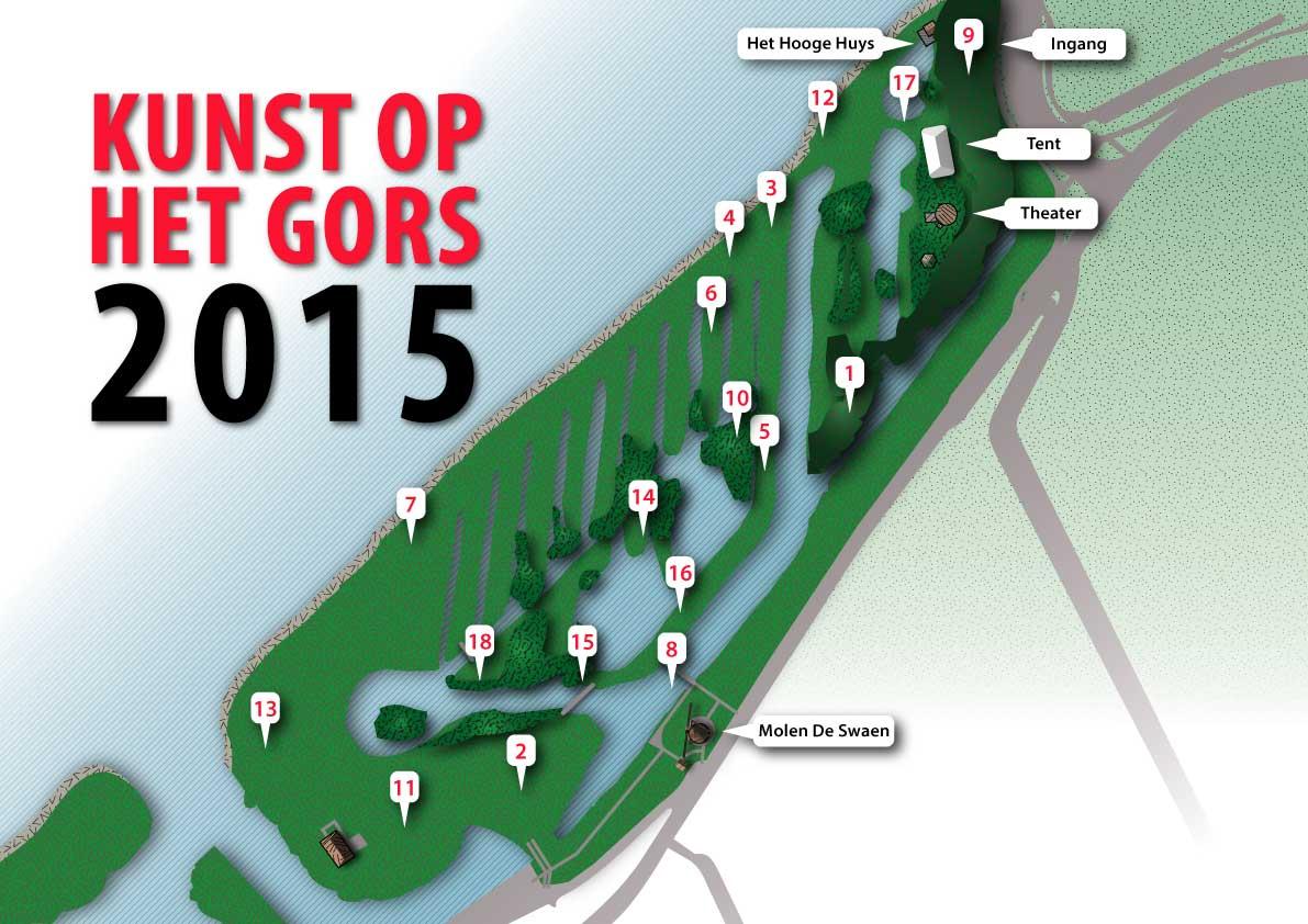 Kunst Op Het Gors 2015