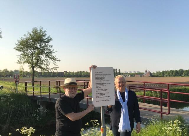 Gedichtenwedstrijd van DOK-C en het Bram Roza Festival